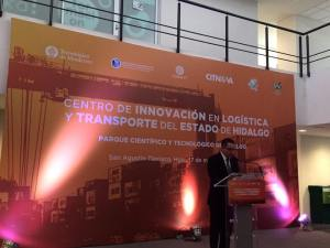 Arranque del Proyecto de Logística para el Estado de Hidalgo en coordinación con Georgia Tech