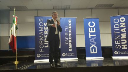 Conferencia para la Asociación EXATEC Hermosillo
