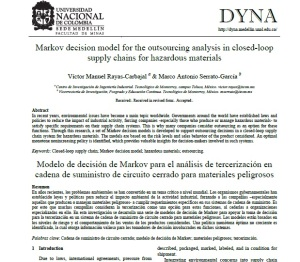 markov-decision-model-for-the-outsourcing-analysis-in-closed-loop-supply-chains-for-hazardous-materials_paper