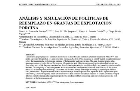 MASG vlog_Article_Análisis y simulación de políticas de reemplazo