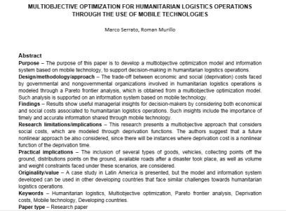 MASG vlog_Article_Multiobjective Optimization