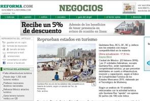 MASG vlog_Reforma_Reprueban estados en Turismo