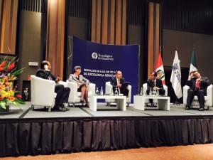 Participación en el Foro de Innovación organizado por el Tecnológico de Monterrey, Sede Perú y el Gobierno de este país