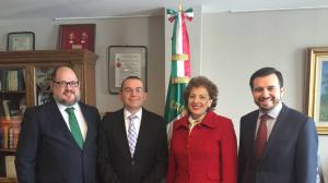reunion-con-la-embajadora-de-mexico-en-espana