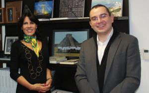 Sesión de trabajo con Subsecretaría de Economía y Turismo de Chile (2012)