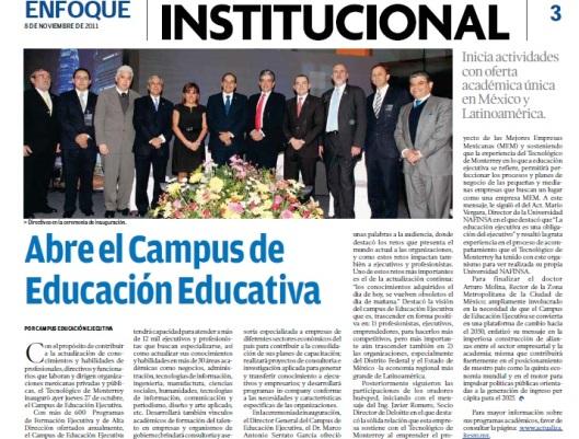 MASG vlog_Abre el Campus de Educación Ejecutiva_Enfoque TOL