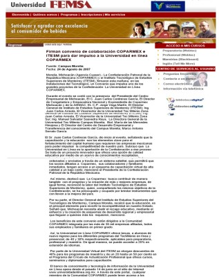 MASG vlog_Universidad FEMSA_Universidad en Línea Coparmex