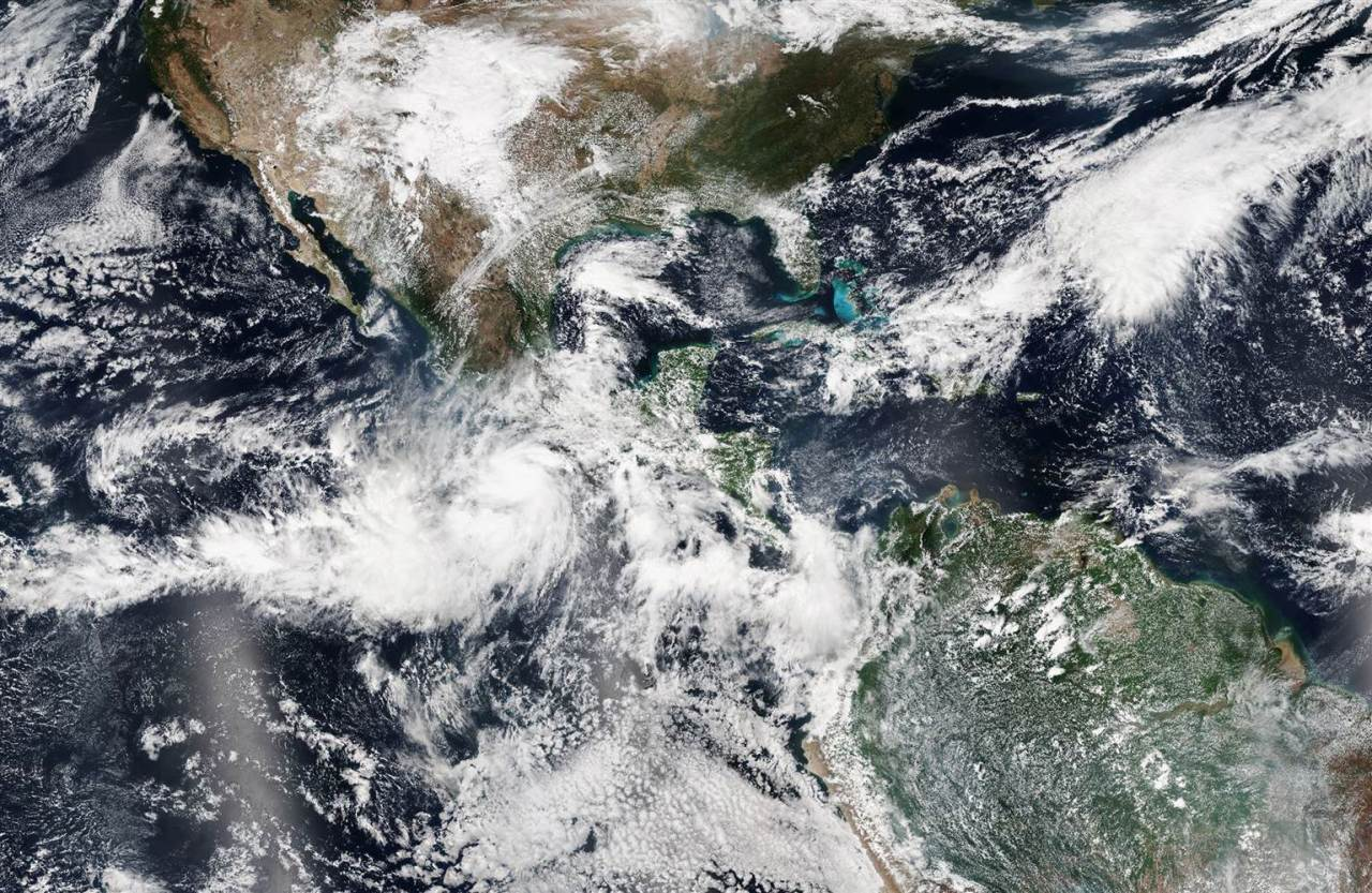 La llegada del huracán Patricia y la investigación en Logística Humanitaria enMéxico