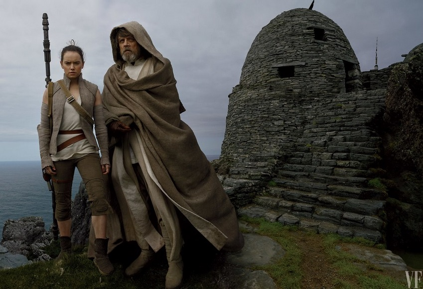 The last Jedi y el 'mentoring'