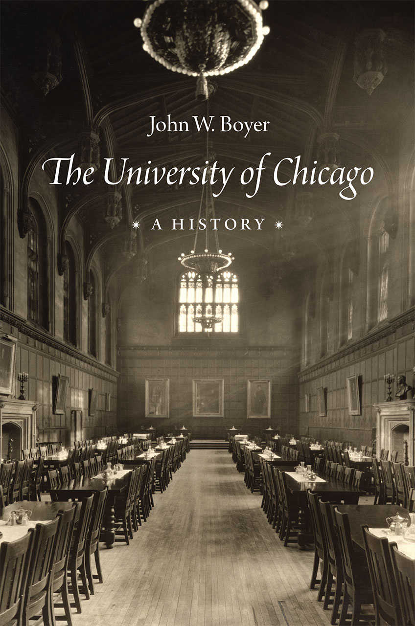 Book Review: The University of Chicago – A History