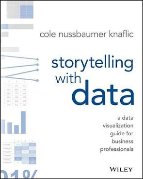 Book Review: Storytelling with Data – A data visualization guide for business professionals